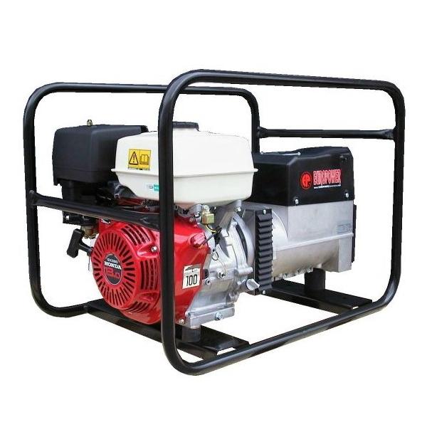 Генератор бензиновый Europower EP 200 X 3X230V для ж/д в Гусеве