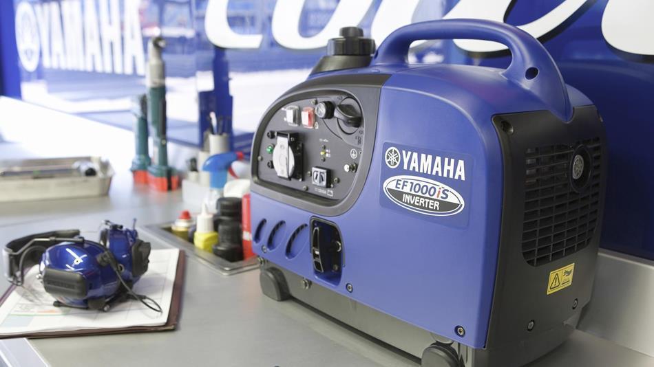 Генератор Yamaha EF1000 в Гусеве