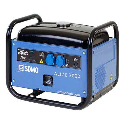 Генератор SDMO ALIZE 3000 в Гусеве