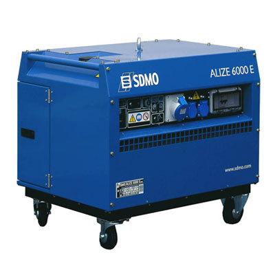 Генератор SDMO ALIZE 6000 E в Гусеве