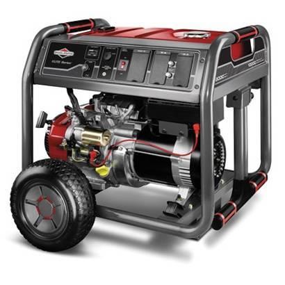 Генератор бензиновый Brigss & Stratton Elite 8500EA в Гусеве