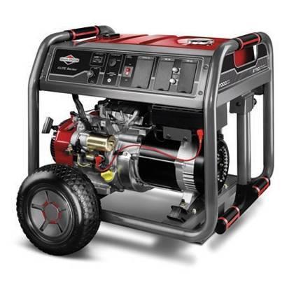Генератор бензиновый Briggs & Stratton Elite 7500EA в Гусеве