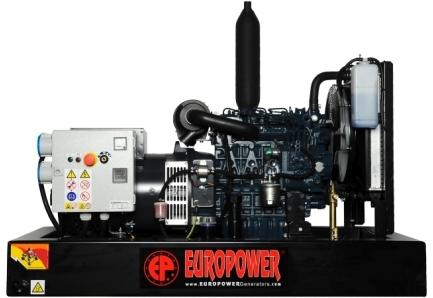 Генератор дизельный Europower EP 163 DE в Гусеве
