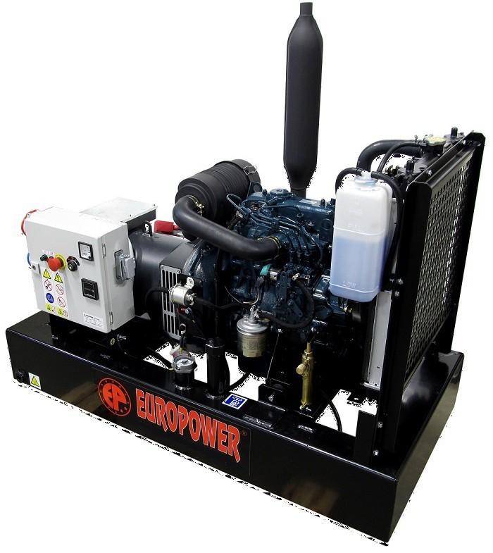 Генератор дизельный Europower EP 133 TDE в Гусеве