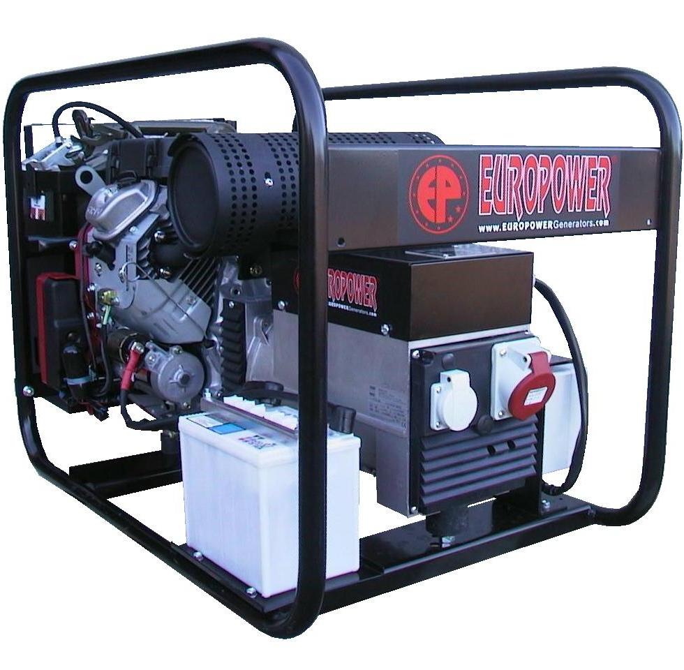 Генератор бензиновый Europower EP 13500TE в Гусеве