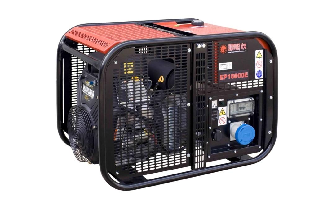 Генератор бензиновый Europower EP 16000 E в Гусеве