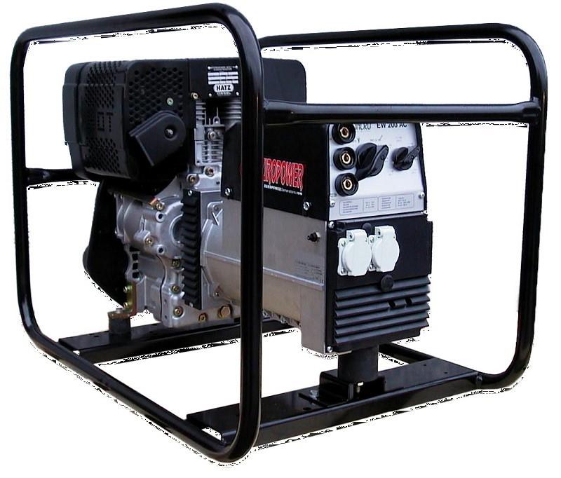Генератор дизельный Europower EP 200 DX1 AC в Гусеве