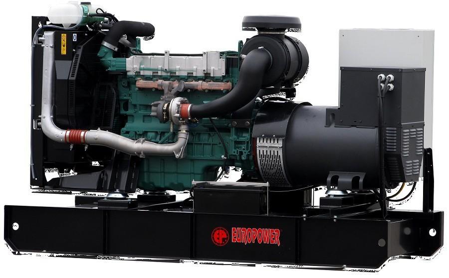 Генератор дизельный Europower EP 200 TDE в Гусеве