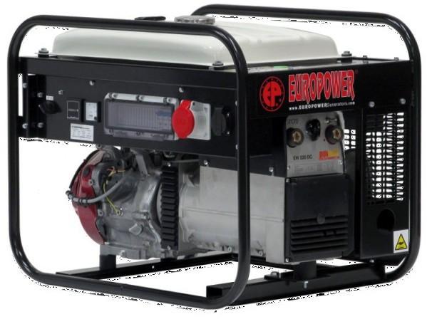 Генератор дизельный Europower EP 200  X/25DC в Гусеве