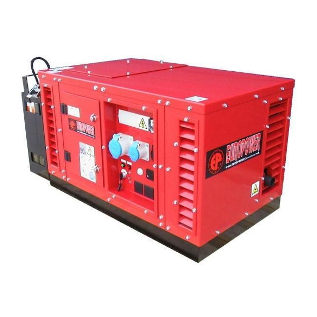 Генератор бензиновый Europower EPS 10000 E в Гусеве