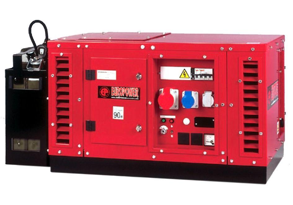Генератор бензиновый Europower EPS 6000 E в Гусеве