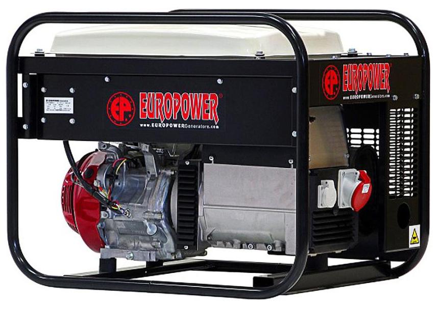 Генератор бензиновый Europower EP 6500 TLN в Гусеве