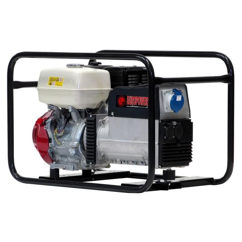 Генератор бензиновый Europower EP 7000 в Гусеве