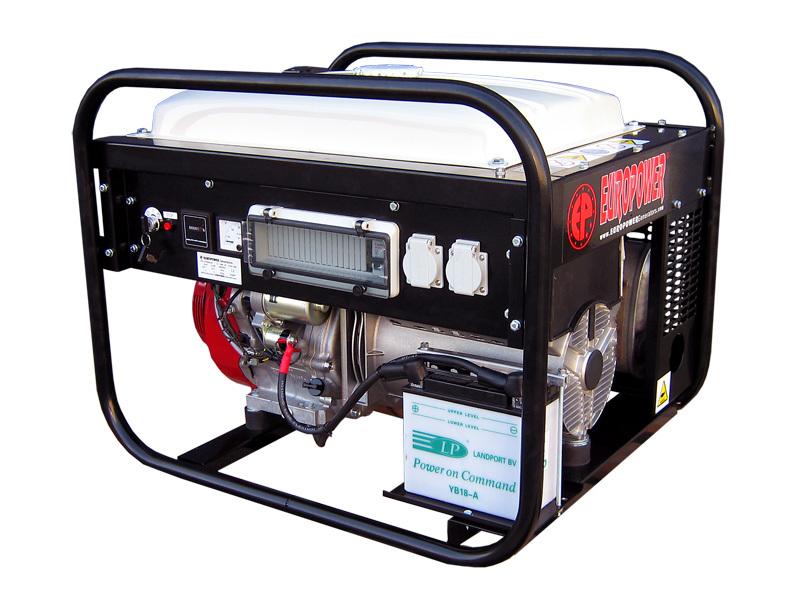 Генератор бензиновый Europower EP 7000 LE в Гусеве