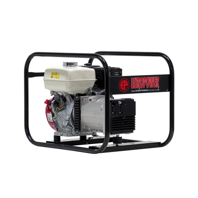 Генератор бензиновый Europower EP 4100E в Гусеве