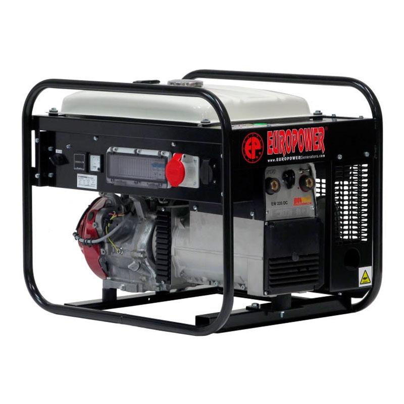Генератор бензиновый сварочный Europower EP 200X DC в Гусеве