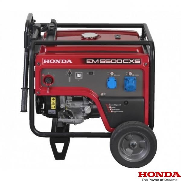 Генератор Honda EM5500 CXS 1 в Гусеве