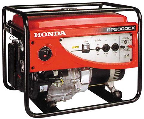 Генератор Honda EP5000 CX в Гусеве