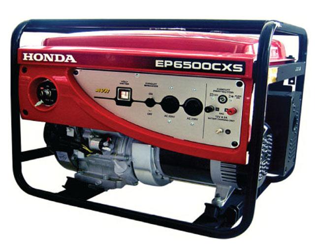 Генератор Honda EP6500 CXS в Гусеве