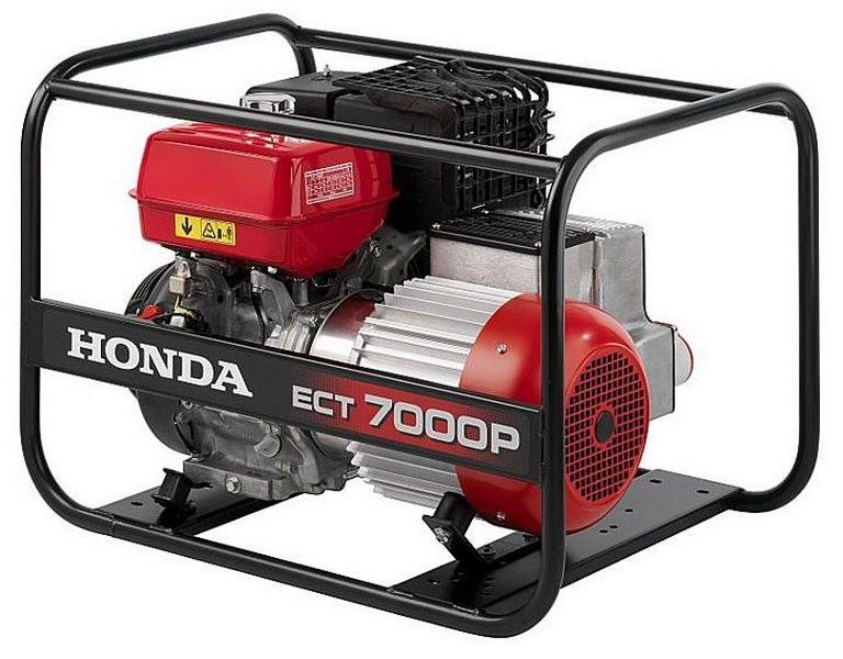 Генератор Honda EСТ 7000P в Гусеве