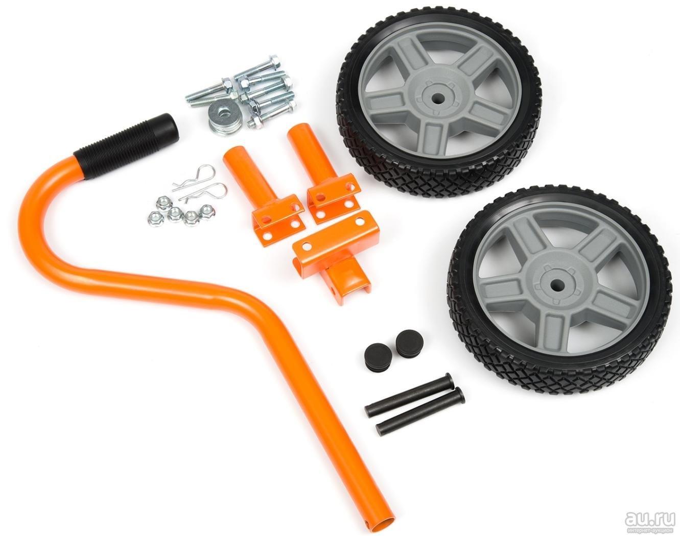 Комплект колес для генераторов ECT 7000 в Гусеве