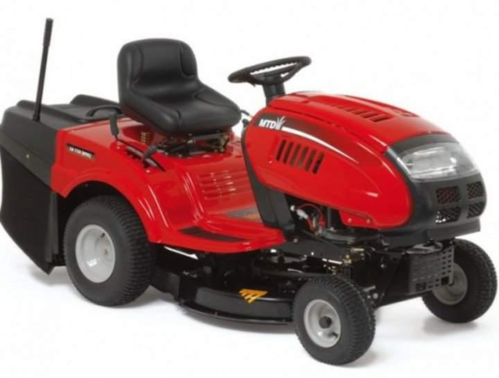 Садовый трактор MTD OPTIMA LE 175 H (SPECIAL) в Гусеве