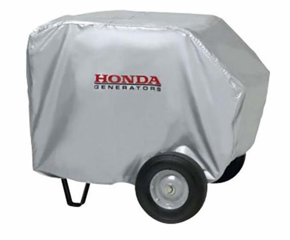 Чехол для генератора Honda EU10i Honda Marine серебро в Гусеве